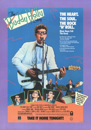 The Buddy Holly Story 580x825