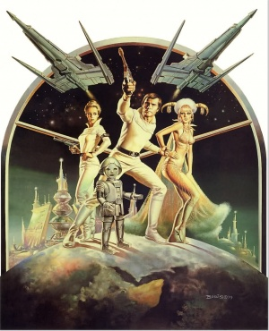 Buck Rogers in the 25th Century 973x1200