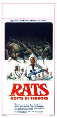 Rats - Notte di terrore poster