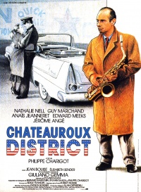 Châteauroux district poster