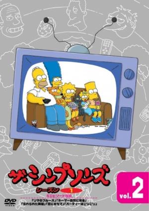 The Simpsons 453x640