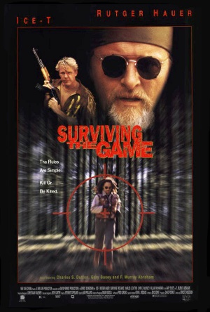 Surviving the Game 600x888