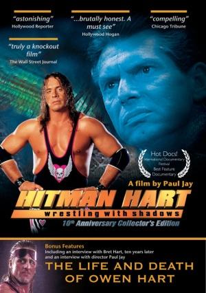 Hitman Hart: Wrestling with Shadows 1521x2158