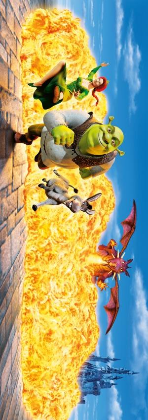Shrek - Der tollkühne Held 1772x5000