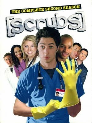 Scrubs 500x672