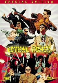 Lethal Force poster