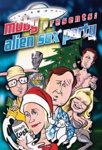 Alien Sex Party poster