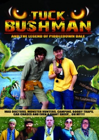 Tuck Bushman and the Legend of Piddledown Dale poster