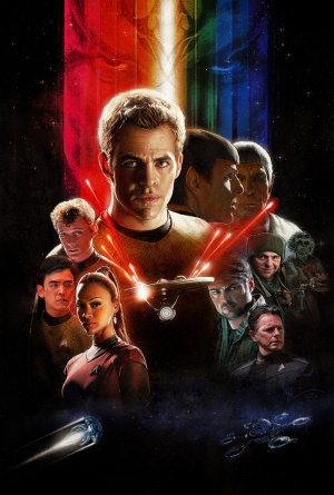 Star Trek 1000x1483