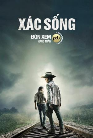 The Walking Dead 691x1024