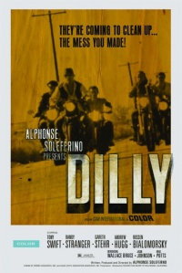Band of Horses: Dilly poster