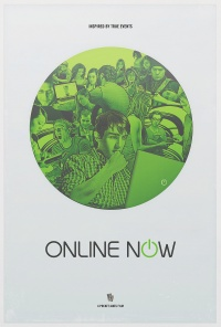 Online Now poster