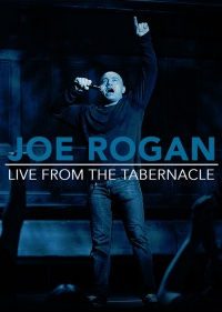 Joe Rogan Live from the Tabernacle poster