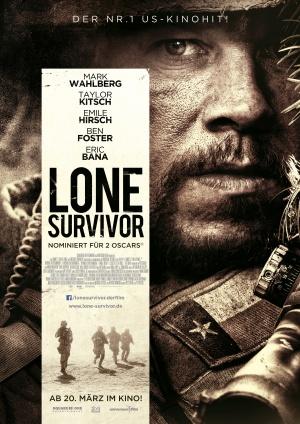 Lone Survivor 2481x3508