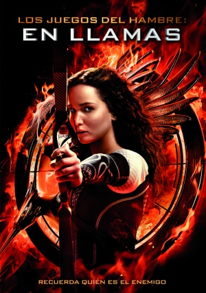 The Hunger Games: Catching Fire 1502x2141