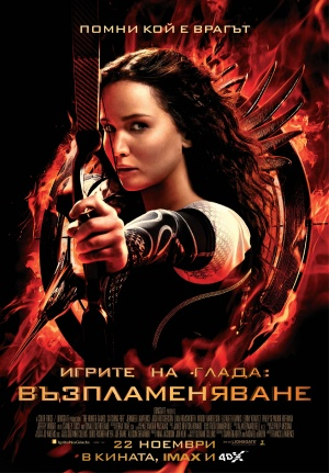 The Hunger Games: Catching Fire 2161x3106