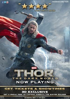 Thor: The Dark World 580x815