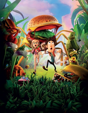 Cloudy with a Chance of Meatballs 2 3913x5000