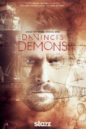 Da Vinci's Demons 470x700