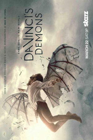 Da Vinci's Demons 3333x5000