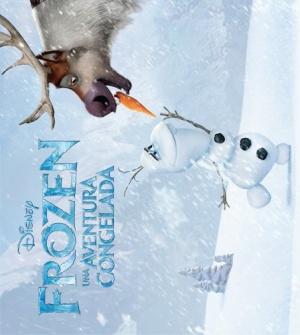 Die Eiskönigin - Völlig unverfroren 448x500