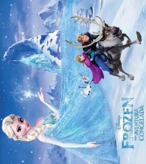 Frozen 448x500
