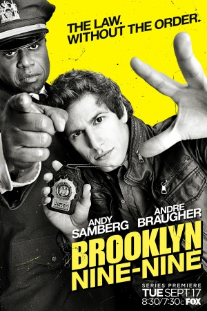 Brooklyn Nine-Nine 2000x3000
