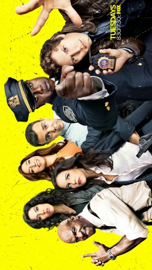 Brooklyn Nine-Nine 1152x2048