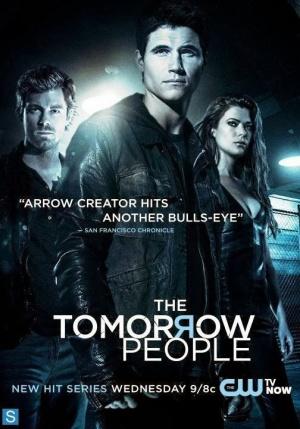 The Tomorrow People 504x720