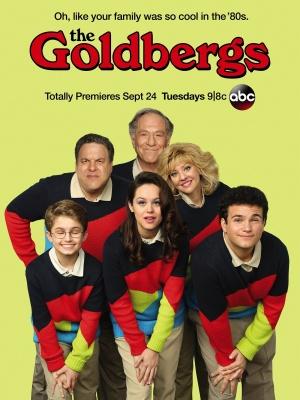 The Goldbergs 1400x1866