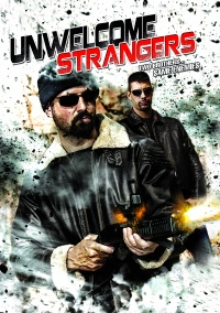 Unwelcome Strangers poster