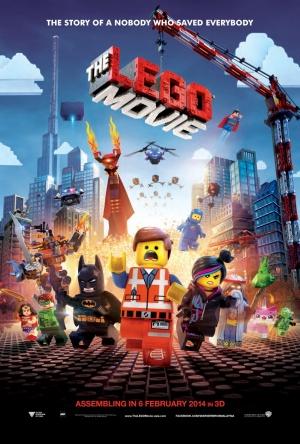 The Lego Movie 850x1257