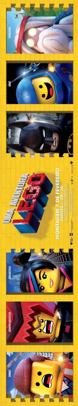 The Lego Movie 960x5000