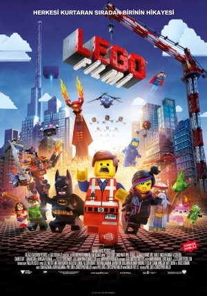 The Lego Movie 1050x1500