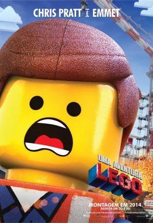 The Lego Movie 1403x2048