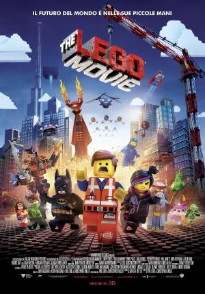 The Lego Movie 3307x4724