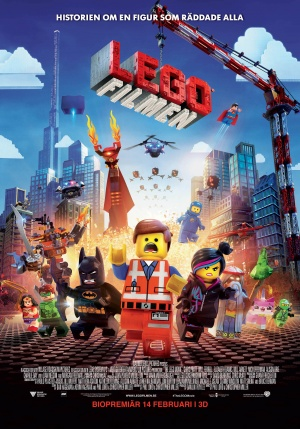 The Lego Movie 1984x2835