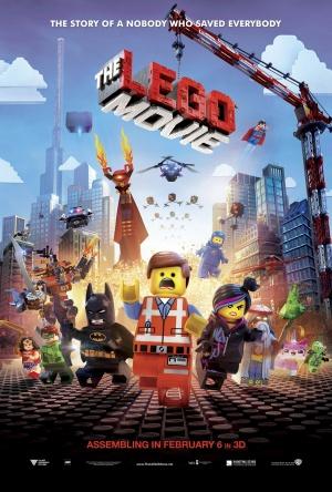 The Lego Movie 1013x1500