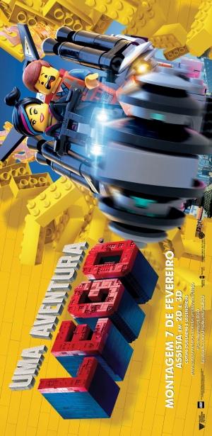 The Lego Movie 2333x4783