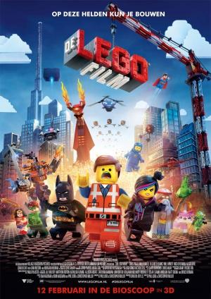 The Lego Movie 840x1187