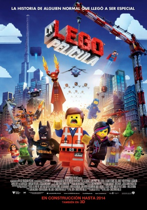 The Lego Movie 2316x3307
