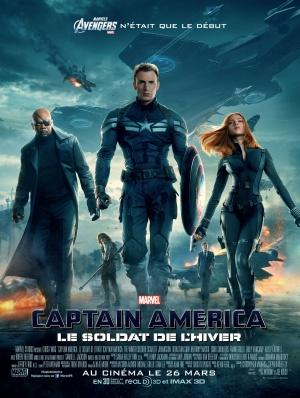Captain America: The Winter Soldier 3769x5000