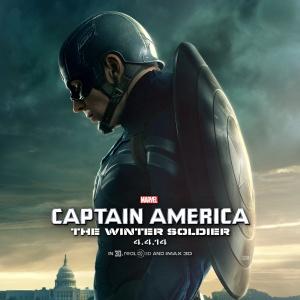 Captain America: The Winter Soldier 2048x2048
