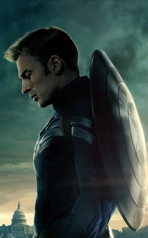 Captain America: The Winter Soldier 3118x5000