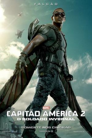 Captain America: The Winter Soldier 1202x1800