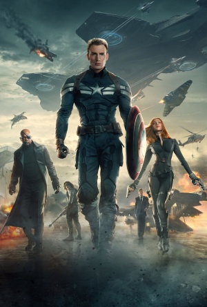 Captain America: The Winter Soldier 3374x5000