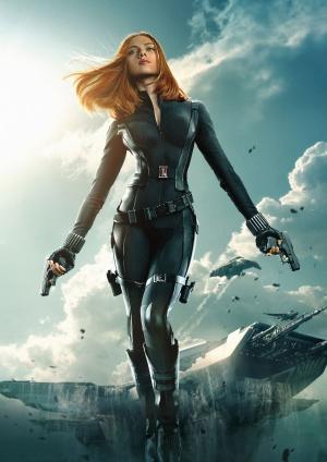 Captain America: The Winter Soldier 3534x5000