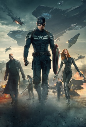 Captain America: The Winter Soldier 3389x5000