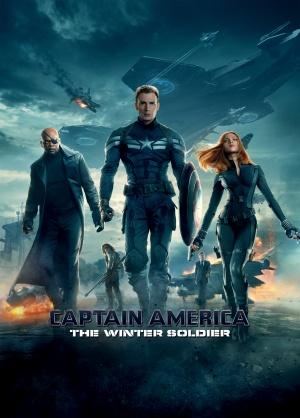 Captain America: The Winter Soldier 3587x5000