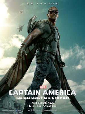 Captain America: The Winter Soldier 825x1100